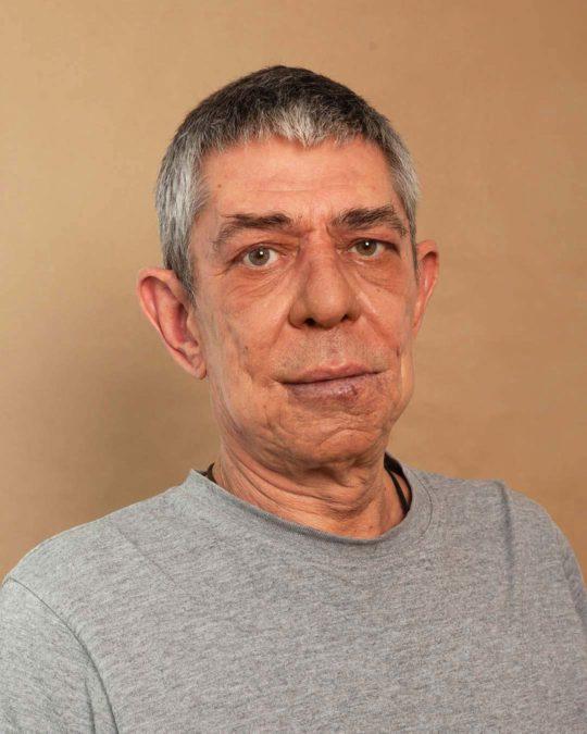 Portrait de Alain Hubler