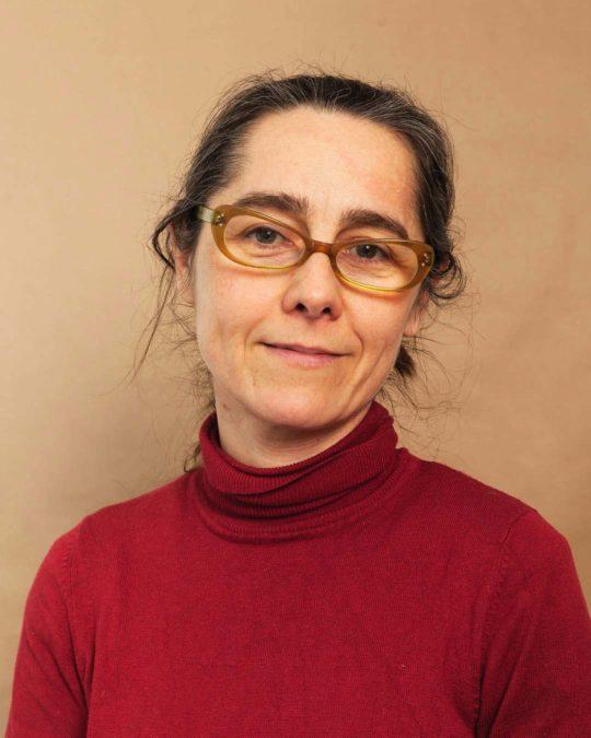 Portrait de Alix Aubert