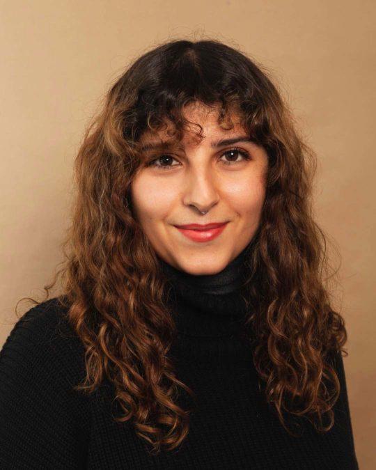 Portrait de Gabriella Lima