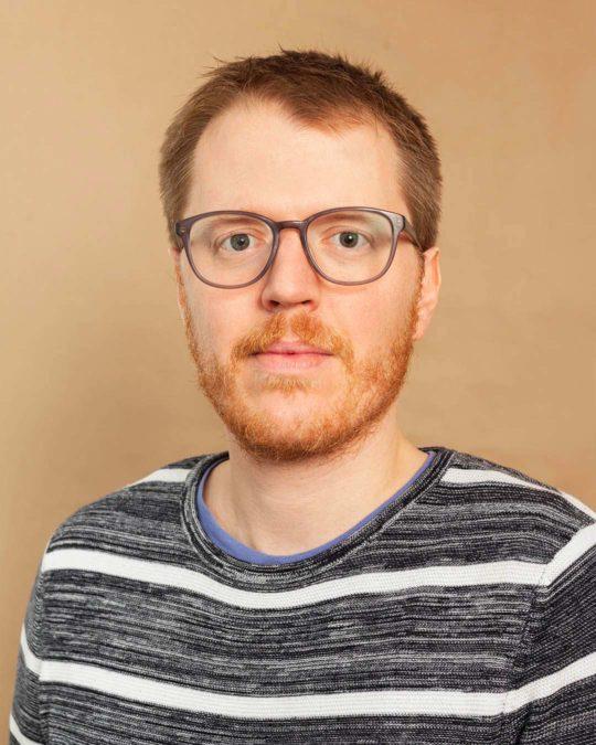 Portrait de Guillaume Guex