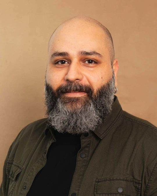 Portrait de Gürsel Aydin Bakir