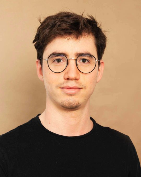 Portrait de Hugo Musard