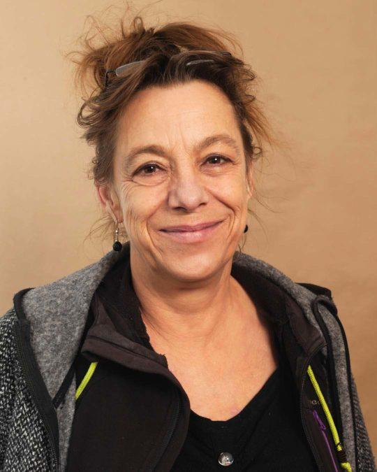 Portrait de Isabelle Bonillo