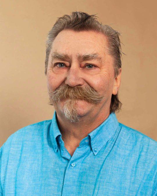 Portrait de Johan Pain