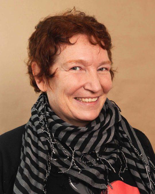 Portrait de Magali Crausaz-Mottier