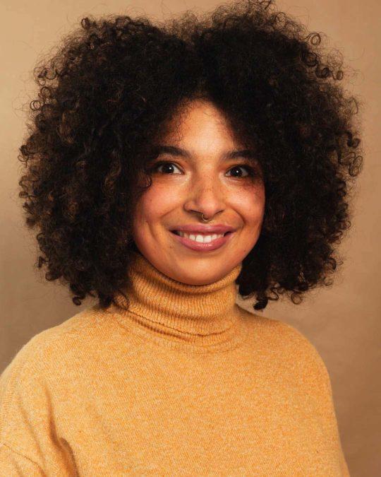 Portrait de Maimouna Mayoraz