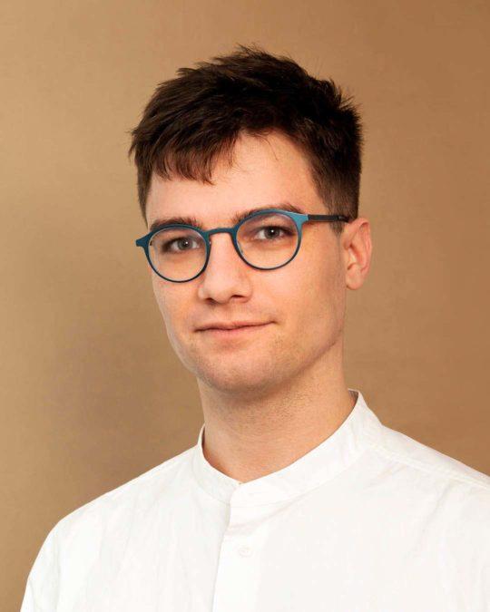 Portrait de Martin Peikert