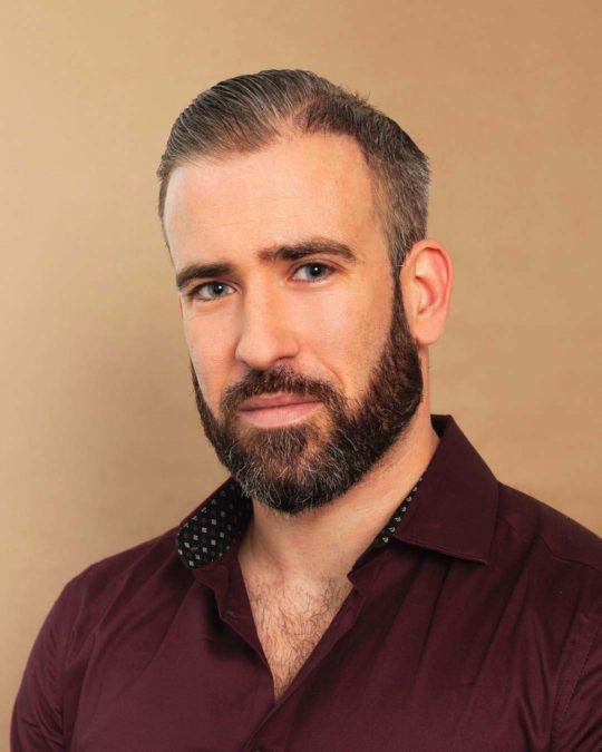 Portrait de Mathieu Monney