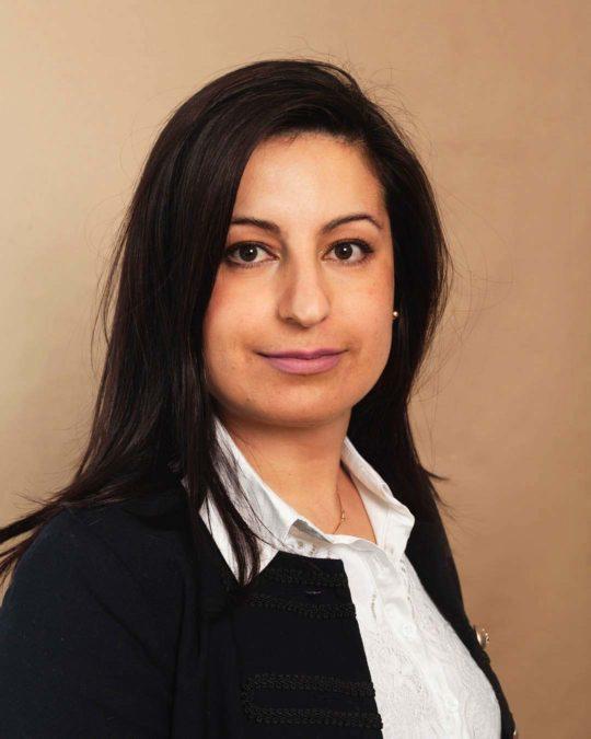 Portrait de Ozlem Durzun