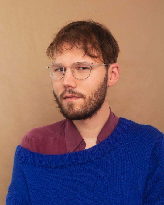 Portrait de Sébastien Zürcher