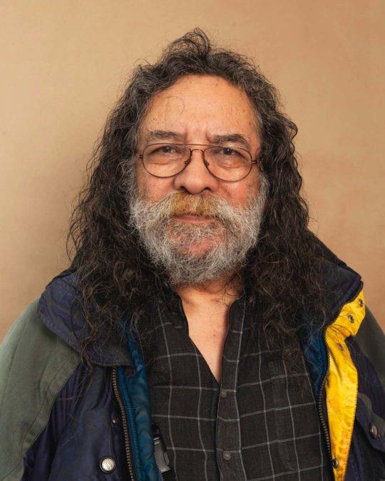 Portrait de Sergio Medina Viveros