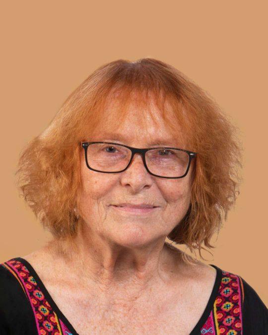 Portrait de Véra Tcheremissinof