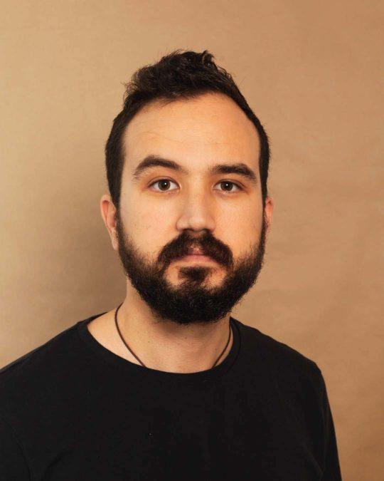 Portrait de Yonathan Seibt